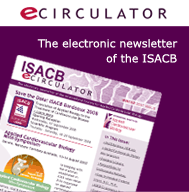 e-circulator, newsletter of the ISACB